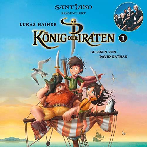 König der Piraten 1 Titelbild