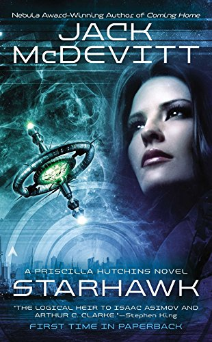 Starhawk (A Priscilla Hutchins Novel)