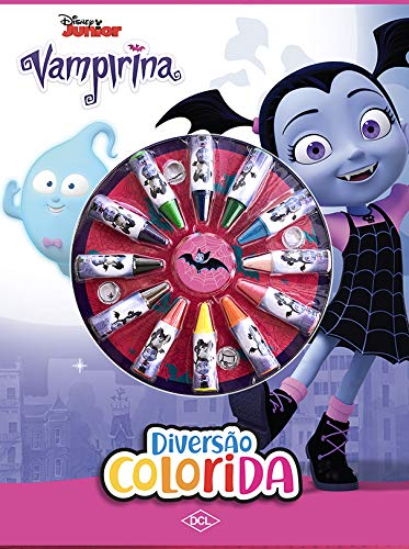 Disney - Cores - Vampirina__
