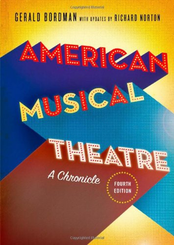 Price comparison product image American Musical Theatre: A Chronicle