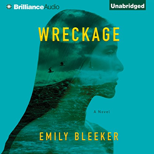Wreckage audiobook cover art