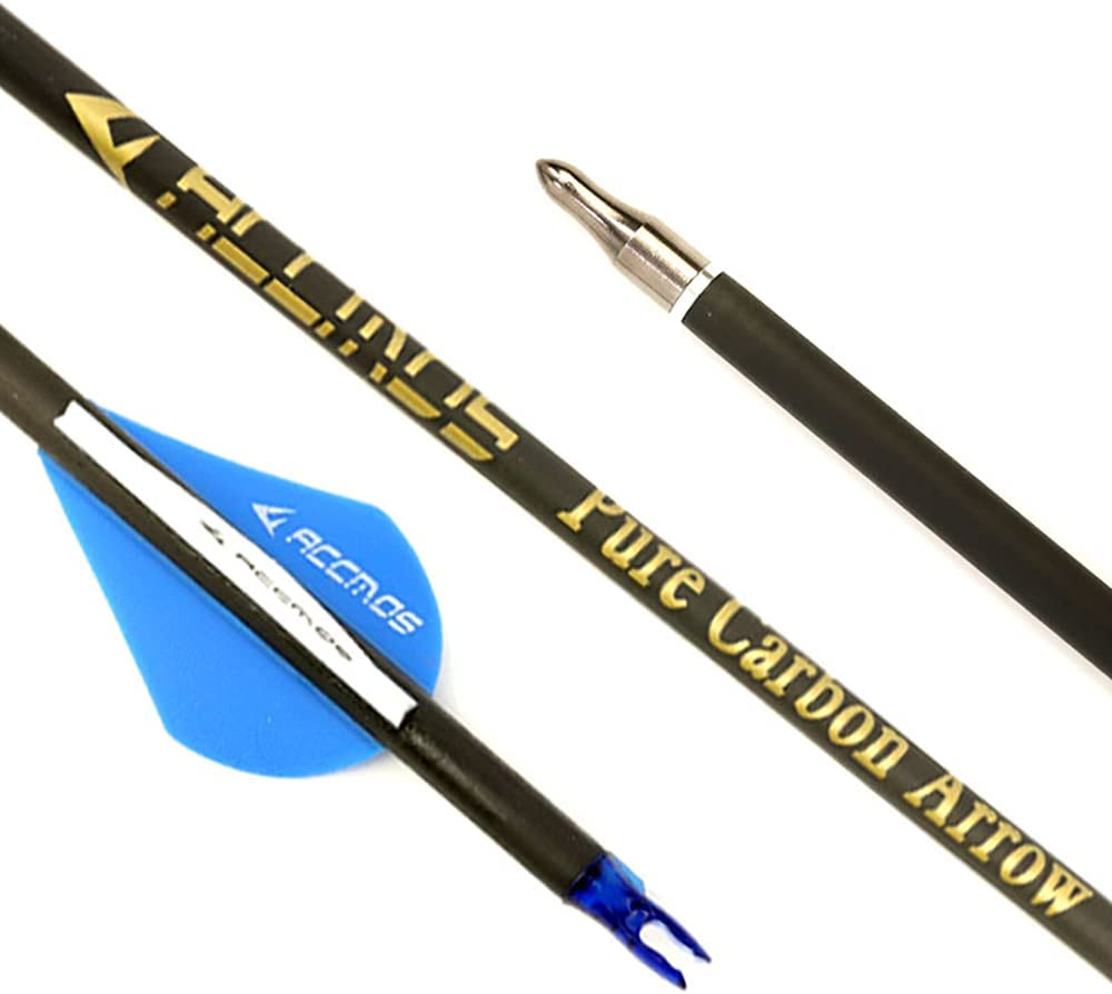 12pc Custom Length Arlington Mall All items in the store Carbon Arrows for 35 ID Recurve Around Bow Lb