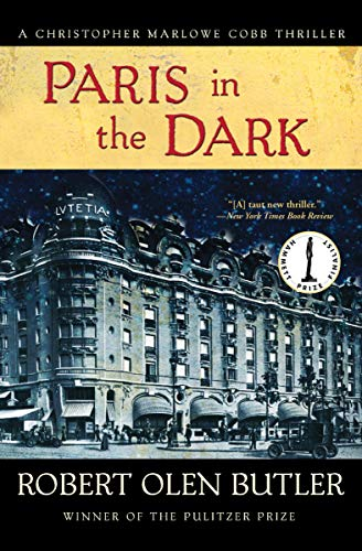 Paris in the Dark (The Christopher Marlowe Cobb Thrillers Book 4)