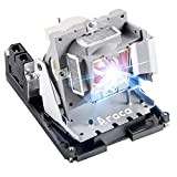 Araca Replacement Projector Lamp with Housing for DH1015 DH1016 EH2060 EX779P EX784 EX799P D963HD D965 SP840 5811116701-SVV(Economical)