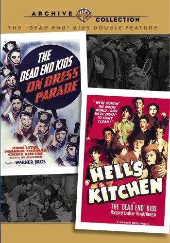 Dead End: Kids On Dress Parade / Hell'S Kitchen [Edizione: Stati Uniti] [Italia] [DVD]