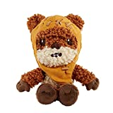 Mattel Star Wars Plush 8-in Character Dolls, Soft, Collectible Movie Gift for Fans Age 3 Years Old & Up