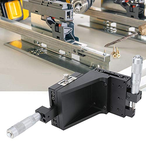 SEMXZL80-ACR XZ Cross Roller Linear Motion High Accuracy Manual Stage Sliding Table 8080mm