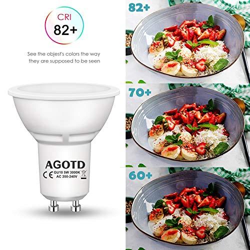 AGOTD Bombillas LED