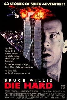 Die Hard POSTER Movie (27 x 40 Inches - 69cm x 102cm) (1988) (Style B)