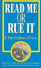 Read Me Or Rue It