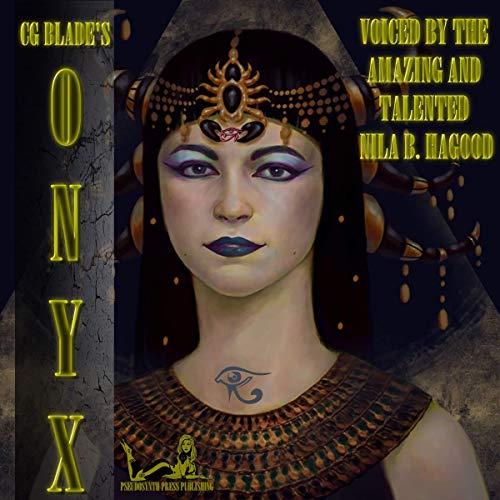 Onyx: An Eclectic Book Audiobook By CG Blade cover art