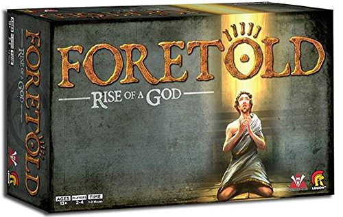 Legion Supplies FRT610 - Foretold: Rise of a God Brettspiel