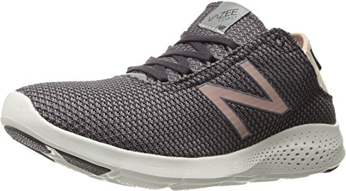 New Balance Vazee Coast, Zapatillas de Running para Mujer, Multicolor (Grey/Pink 026), 38 EU