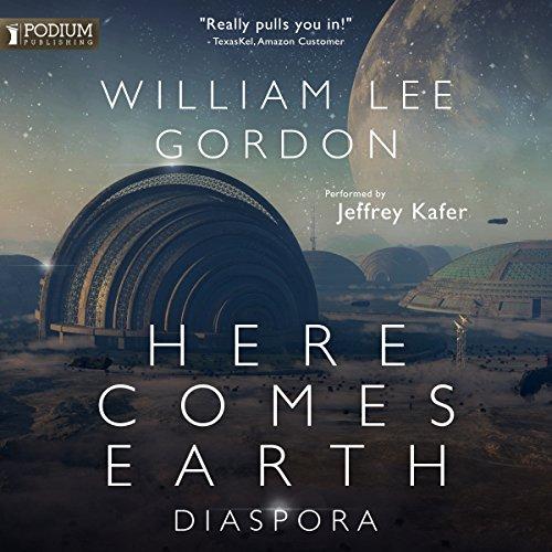 Diaspora audiobook cover art