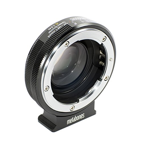 Metabones Speed Booster XL Nikon G an MFT