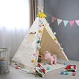 Kinderspielburg Childens Spiel-Zelt Innenraumdekoration Spielhaus Zelte Fotografie Props Teepee...