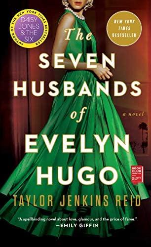 The Seven Husbands of Evelyn Hugo A Novel product image