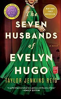 The Seven Husbands of Evelyn Hugo: A Novel by [Taylor Jenkins Reid]