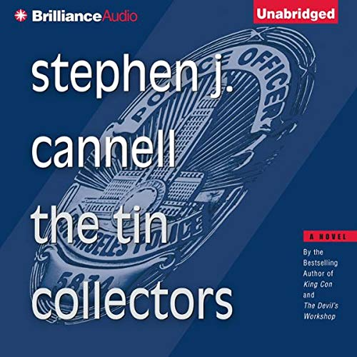 The Tin Collectors  By  cover art
