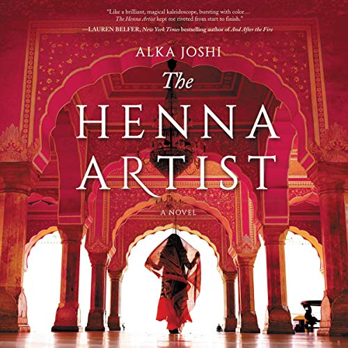 The Henna Artist cover art