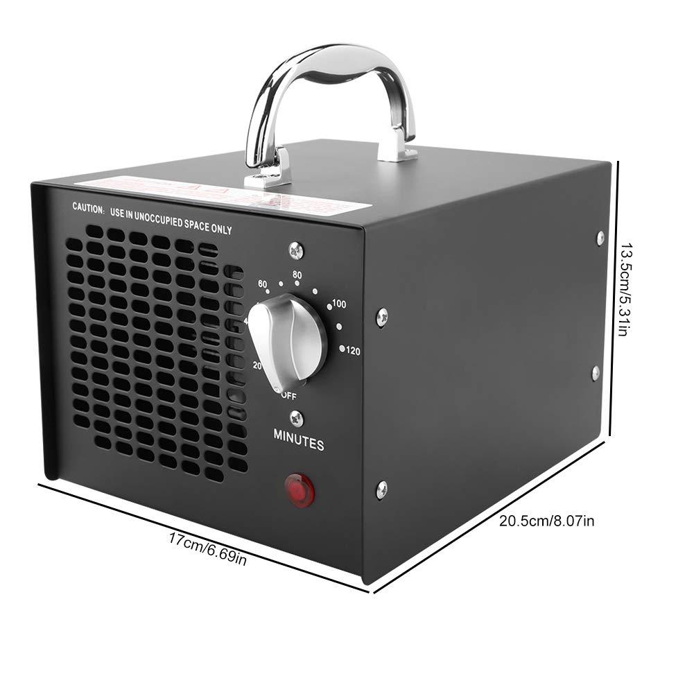 Pongnas Generador de ozono Esterilice la máquina, Desodorización ...