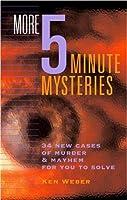 More Five-Minute Mysteries: (repackage)