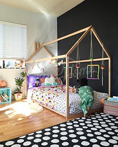 Lit maison lit cabane lit montessori