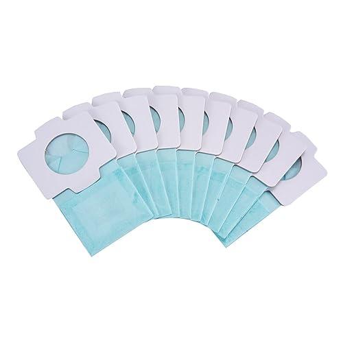 マキタ(Makita) 充電式クリーナー(4072、4073、4076DW、4093)用 紙パック 抗菌仕様 10枚入 マキタ 掃除機 A-48511