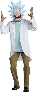 Adult Rick & Morty Rick Costume