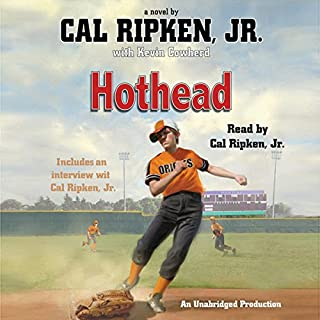 Hothead audiobook cover art