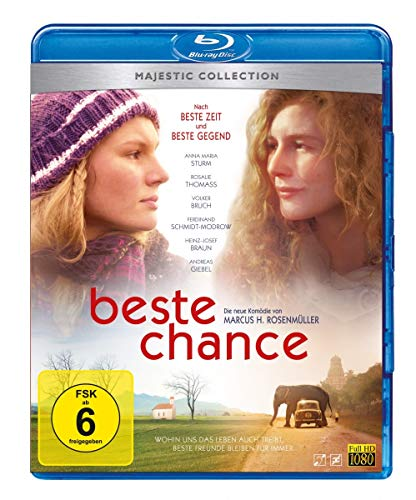 Beste Chance - Majestic Collection [Blu-ray]