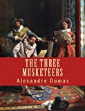 THE THREE MUSKETEERS, ALEXANDRE DUMAS LARGE 14 Point Font Print