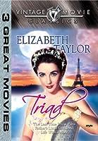 ELIZABETH TAYLOR TRIAD