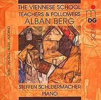 Viennese School / Teachers & Followers: Alban Berg