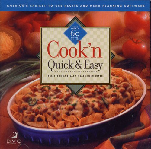 Check Out This Cook'n Quick & Easy