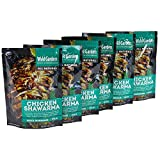 Wild Garden Ready-To-Go Chicken Shawarma Marinade, 100% All Natural, No Additives, No Preservatives, Bold, Flavorful, Perfect for Chicken, Grilling! 6 pack
