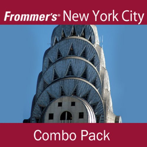 Frommer's New York City Combo Pack audiobook cover art