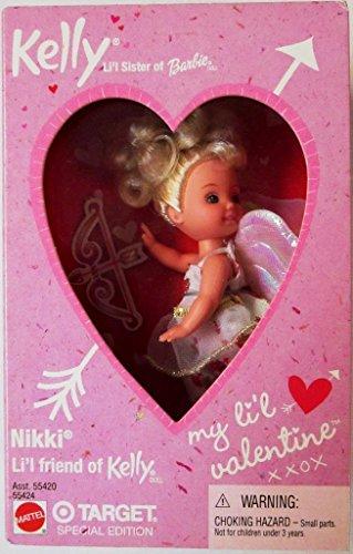NIKKI My Little Valentine Kelly Doll 2001 Target by Barbie by Barbie