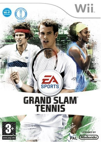 EA Sports Grand Slam Tennis (Wii) [Edizione: Regno Unito]