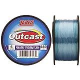 Details about  /Zebco Omniflex Monofilament Fishing Line 30LB 250 YDS Clear