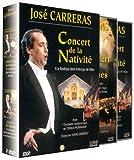 Coffret José Carreras : Concert de la Nativité à la basilique de Saint Ambrogio de Milan / Concert de Pâques, à la Basilique Ste Marie des Anges et des Martyrs de Rome