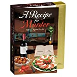 Classic Mystery Jigsaw Puzzle - Recipe for Murder
