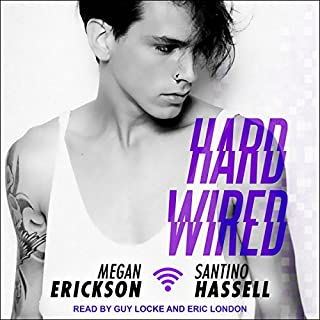 Hard Wired audiobook cover art
