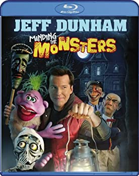 Jeff Dunham  Minding the Monsters [Blu-ray]