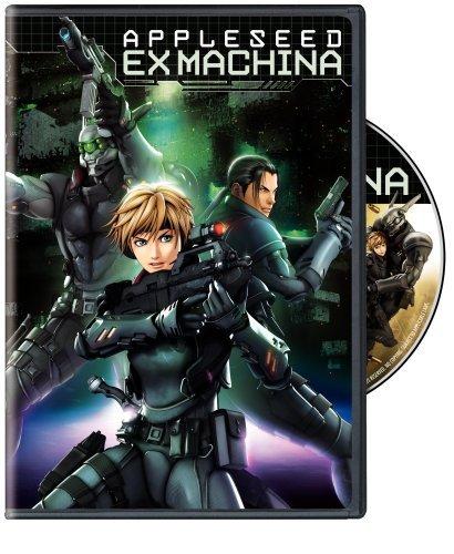 Appleseed Ex Machina [DVD] [Region 1] [US Import] [NTSC]