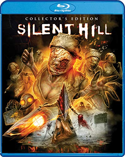Silent Hill [Blu-ray]