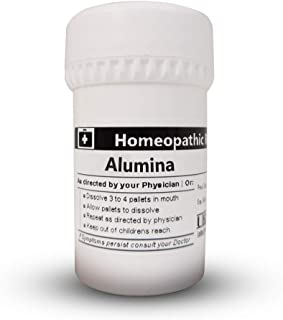 Alumina 30C Homeopathic Remedy in 25 Gram