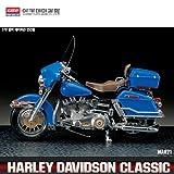 Academy AC15501 - 1/10 Klassischer Motorrad -