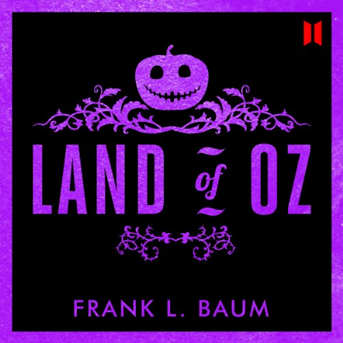 The Land of Oz cover art