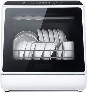 Lavavajillas pequeño| Lavavajillas Compacto Lavavajillas Lavavajillas Portátil Lavavajillas Encimera De 900W De Potencia No Requiere Instalación De Desinfección Ajuste Automático 5 De Engranajes De Al